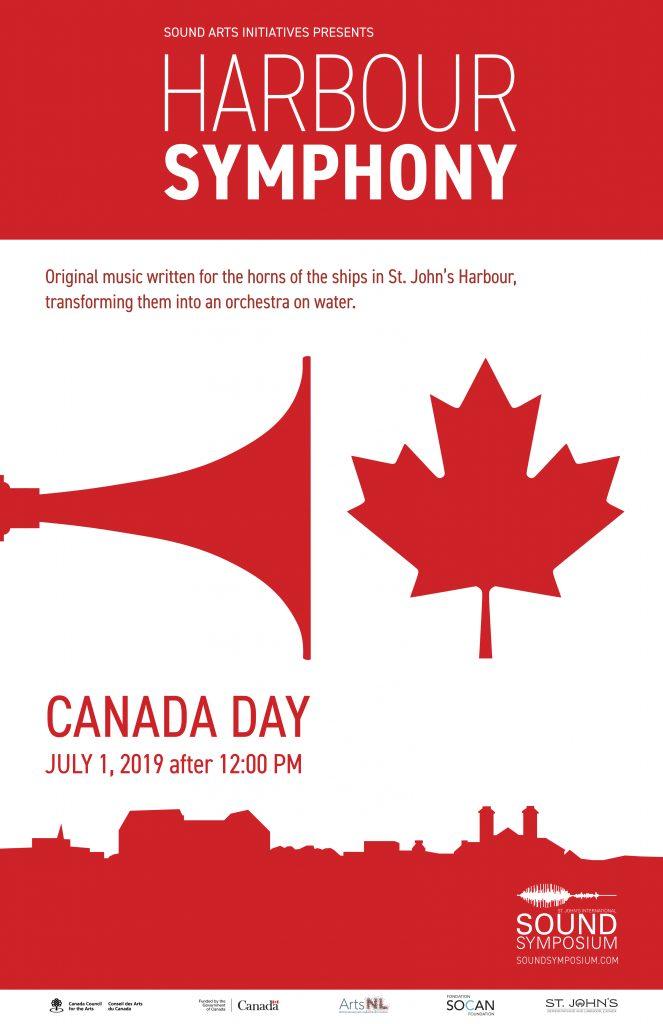 Sound Symposium Harbour Symphony 1 July 2019